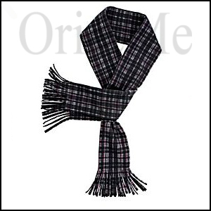checks-scarf
