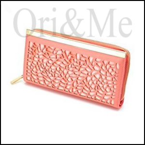 oriflame-sweden-peach-womens-wallet